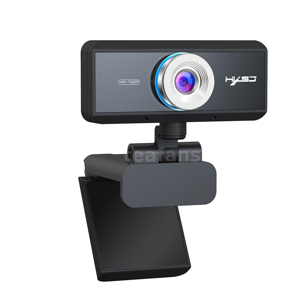 Hd Webcam Camera W Mic Usb 30 Fps For Laptop Desktop Pc Windows 10