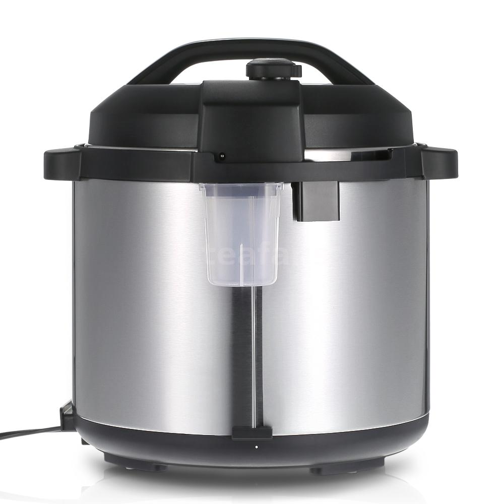 how to set electric pressure cooker